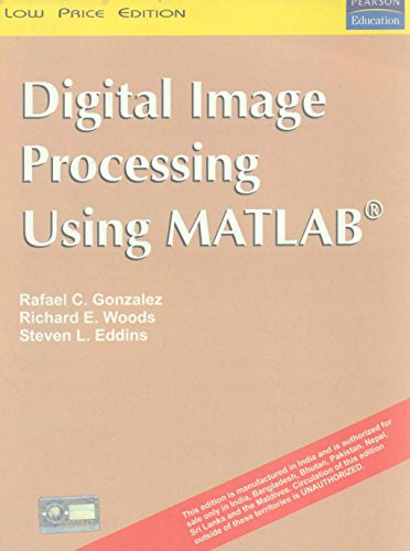 9788177588989: Digital Image Processing Using Matlab