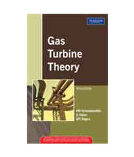 9788177589023: Gas Turbine Theory (5th Edition)