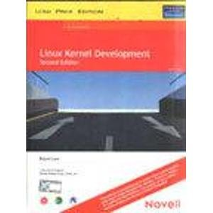 9788177589108: Linux Kernel Development