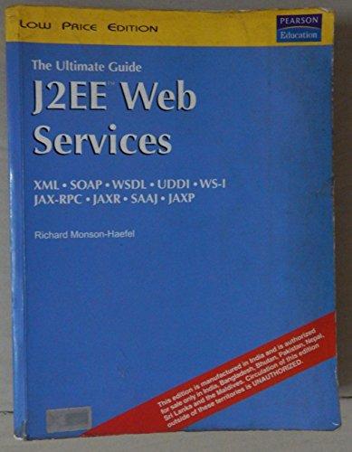 J2ee? Web Services, 1E: Haefel