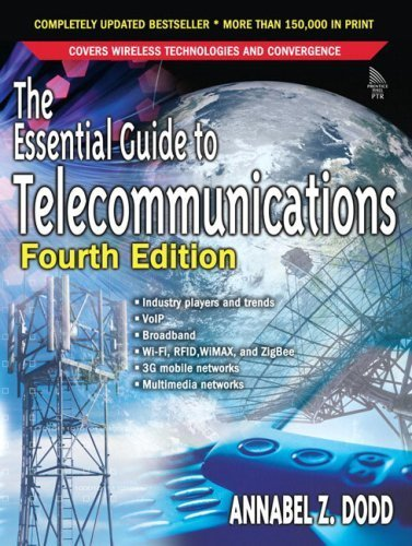 9788177589610: The Essential Guide to Telecommunications, 4/e (New Edition)