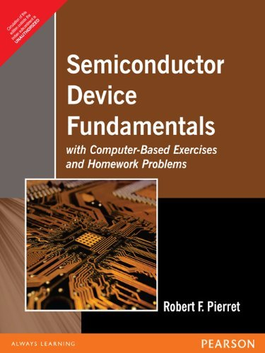 9788177589771: Semiconductor Device Fundamentals (Livre en allemand)