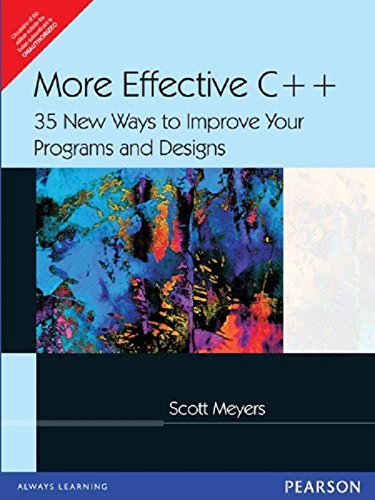 9788177589801: More Effective C++