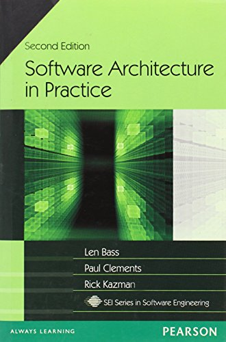 9788177589962: Software Architecture in Practice