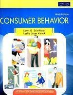 Consumer Behavior: Leon Schiffman Leslie