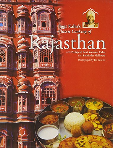 9788177647693: Classic Cooking of Rajasthan