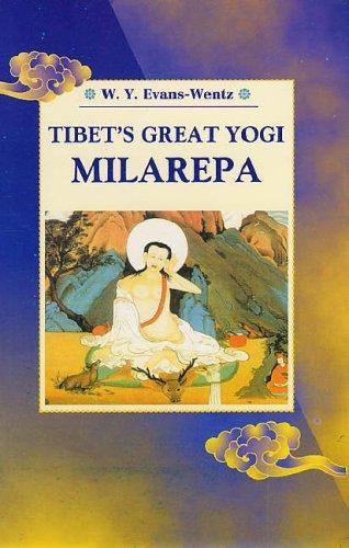 9788177690651: Tibet's Great Yogi Milarepa: A Biography from the Tibetan