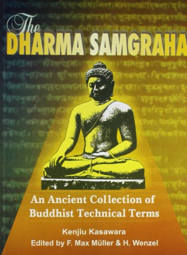 Dharma Samgraha: An Ancient Collection of Buddhist Technical Terms: Kenjiu, Kasawara