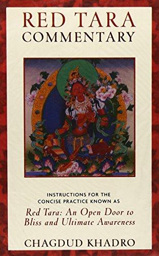 9788177690989: Red Tara Commentary