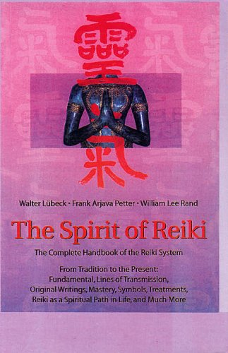 9788177691245: The Spirit of Reiki