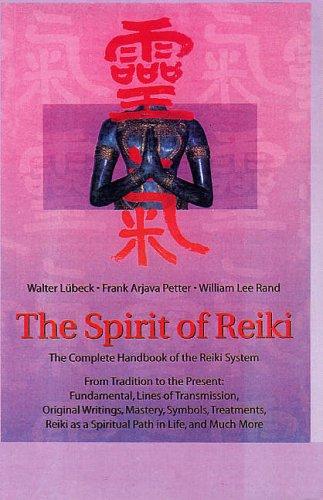 9788177691245: The Spirit of Reiki