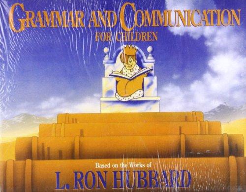 9788177691696: Grammar for Communication for Children