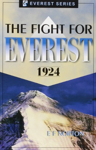 9788177691788: The Fight for Everest 1924