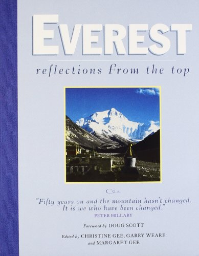 9788177692037: Everest: Reflections from the Top