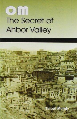 9788177692464: OM the Secret of Ahbor Valley
