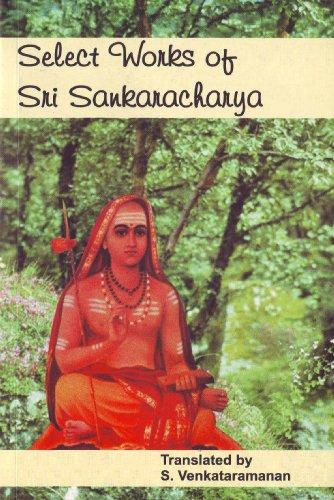 Select Works of Sri Sankaracharya: Venkataramanan S.