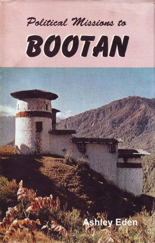 9788177693089: Political Missions to Bootan