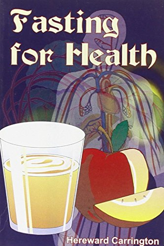 9788177696103: Fasting for Health