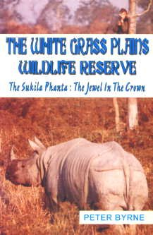 9788177696639: The White Grass Wildlife Reserve