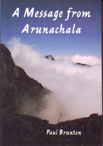 9788177697858: A Message from Arunachala