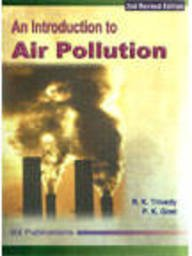 Introduction to Air Pollution (PB): Trivedy, R K