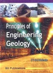 Principles of Engineering Geology: K V G