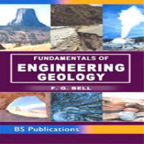 9788178000985: Fundamentals of Engineering Geology