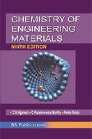 Chemistry Of Engineering Materials: Agarwal C. V.