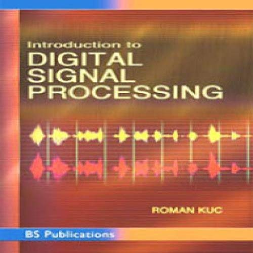 9788178001234: Introduction to Digital Signal Processing