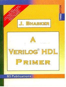 9788178001425: A VERILOG HDL PRIMER 3ED
