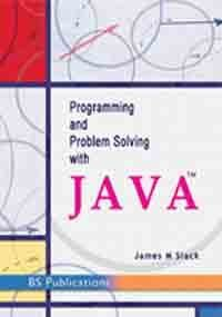 9788178001746: Programming and Problem Solving with JAVA