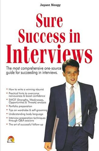 Sure Success in Interviews: Jayant Neogy