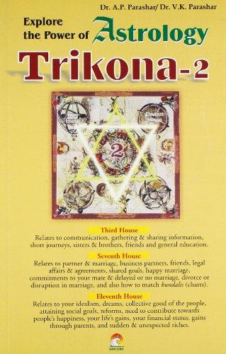 Explore The Power of Astrology Trikona-2: Dr A.P. Parashar & Dr V.K. Parashar (Authors)
