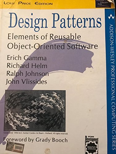 9788178081359: Design Patterns Elements of Reusable Object-Oriented Software