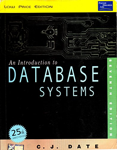 9788178082318: An Introduction to Database Systems by Chris J. Date (2002-07-31)