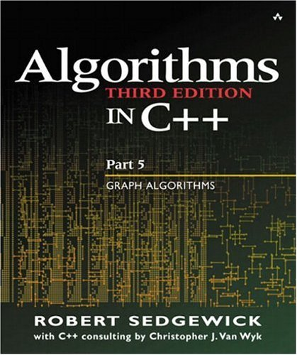 9788178082493: Algorithms in C++ Part 5: Graph Algorithms (3rd Edition) (Pt.5)