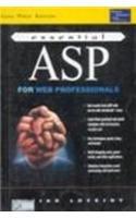 9788178083254: ESSENTIAL ASP FOR WEB PROFESSIONALS (ESSENTIAL WEB PROFESSIONALS)