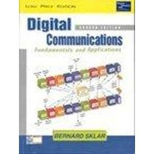 9788178083735: Digital Communications: Fundamentals and Applications (Second Edition, Low Price Edition)