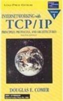 9788178084442: Internetworking With Tcp/Ip, Vol. 1: Principles, Protocols & Architecture, 4/E