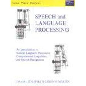 9788178085944: Speech & Language Processing