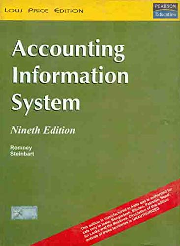 9788178088167: Accounting Information Systems