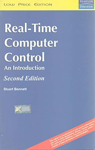 9788178089836: Real-Time Computer Control : An Introduction, 2/E