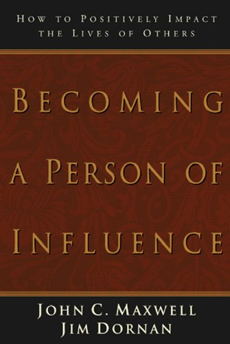 9788178091044: Becoming a Person of Influence