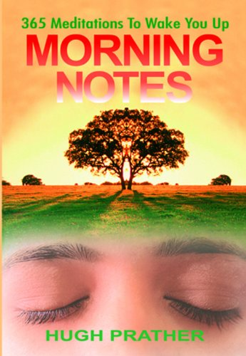 9788178093048: [(Morning Notes: 365 Meditations to Wake You Up)] [Author: Hugh Prather] published on (November, 2005)