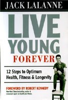 9788178094106: LIVE YOUNG FOREVER