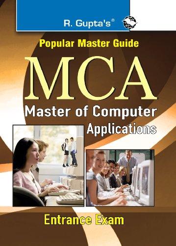 MCA Entrance Exam Guide: RPH Editorial Board