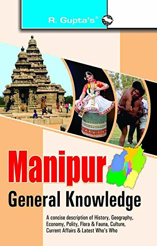 Manipur General Knowledge: RPH Editorial Board