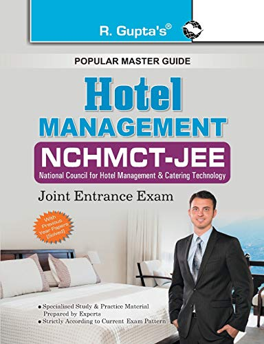 Hotel Management, B.Sc. Hospitality and Hotel Administration Entrance Examination Guide: RPH ...