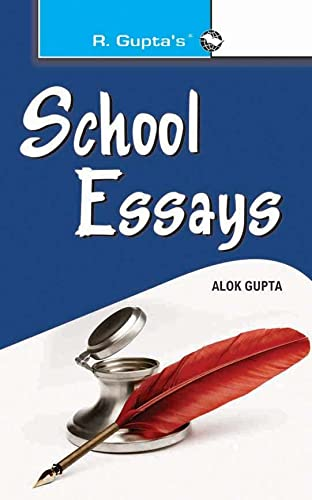 School Essays (Two Colour): Alok Gupta