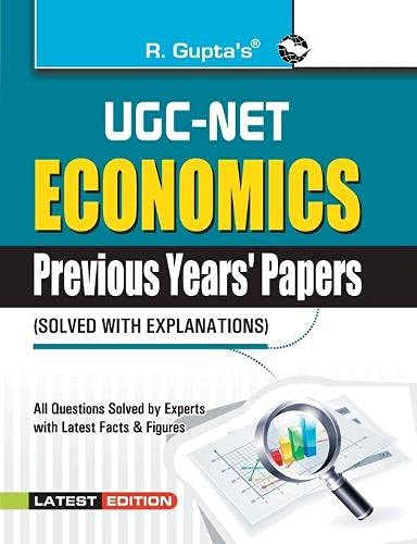 CBSE-UGC-NET : Economics Previous Papers (Solved): RPH Editorial Board